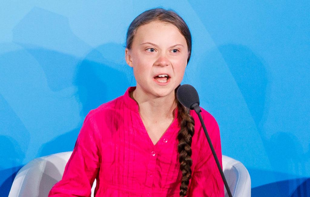'How Dare You': Greta Thunberg's Powerful Speech to the UN ...